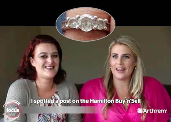 Bride-to-Be Sells Her Engagement Ring to Make Ends Meet; Buyer Gives It Right Back