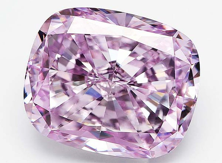 Alrosa Raises Profile in Color Market With Sale of 6-Carat Fancy Intense Pink-Purple Diamond