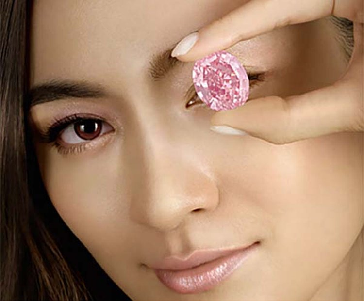 Fancy Pink Diamonds Soar 116% in Value Over Past Decade, Says Research Group